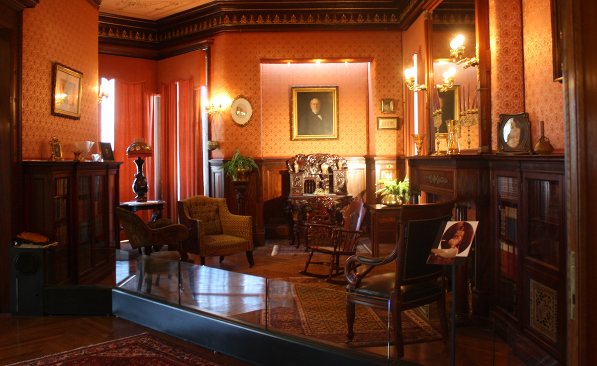 Image result for Moody Mansion Museum